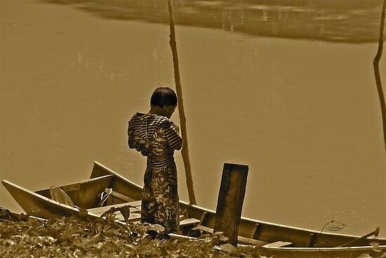 JUNGLE BOY by NICK COBURN PHILLIPS