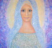 Mother Mary by Lilaviolet