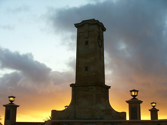 Monument Hill, Fremantle, Western Australia (1) by DashTravels
