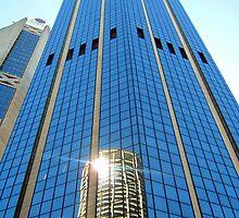 Office Blocks in Sydney by SerenaB