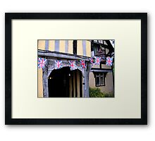 In honour of a Royal Wedding (Do see video clips!!) Framed Print