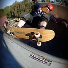 Tom - Frontside Grind by AlMiller