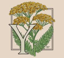 Y is for Yarrow T-Shirt