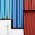 A Wall of Many Colours by Celia Strainge