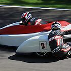 Sidecar Racing at Cadwell by Paul Collin