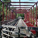Bridge at Savage Mill by Monnie Ryan