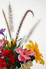 Chrissy's Garden Bouquet by AuntDot