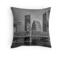Cityscapes & Skylines Series Throw Pillow