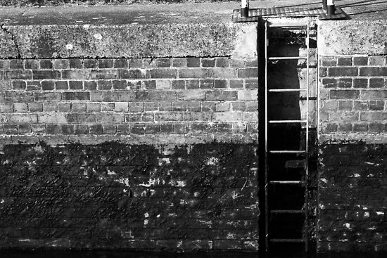 Ladder in the Lock by SquarePeg