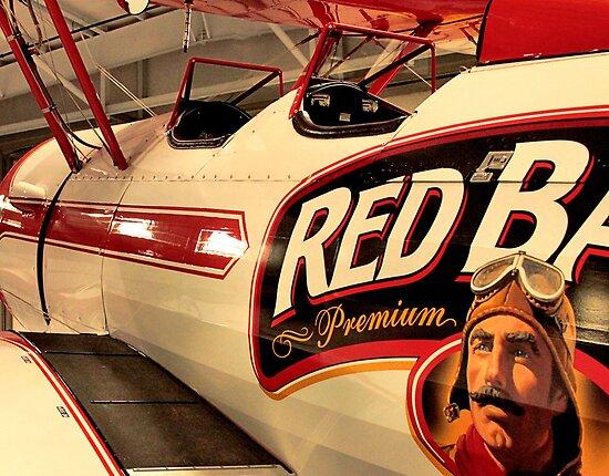 Red Baron by SuddenJim