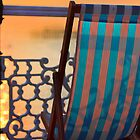 Deckchair Glow 01 by Andy Mays