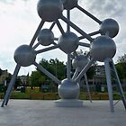Atomium by MONIGABI