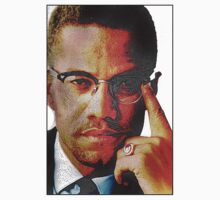 Malcolm X by paintingsbycr10