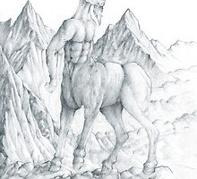 Centaur 2 by Curtiss Shaffer