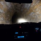 Tunnel Vision by the Dashboard Lights by DashTravels