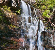 Water Falls of Australia by Chris  Randall
