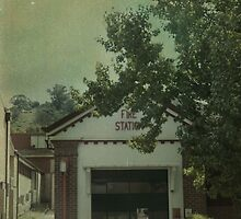 Fire Station by garts