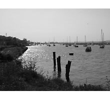 The River Crouch Photographic Print