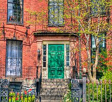 Sunday Morning on Beacon Hill by Monica M. Scanlan