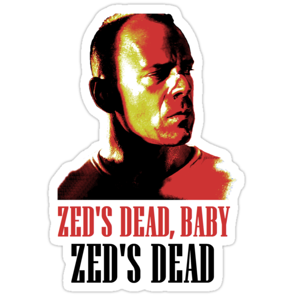 Zed Is Dead by Jason Langer