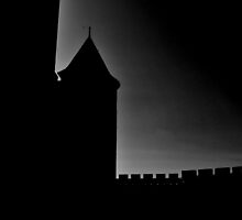 Late light on the Lists at Carcassonne by ragman