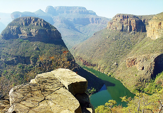 Blyde River Canyon, South Africa by Alberto  DeJesus