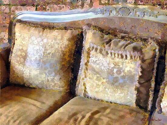 Gustav's Couch by RC deWinter