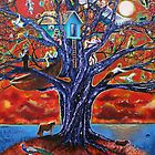 &#x27;Tree of Life, Death &amp; Everything In-Between&#x27; by Jerry Kirk