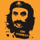 Borat - Che GuBorat by Teevolution