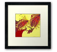 """Triumph Over Gravity"" Framed Print"