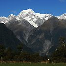 Mount Cook by EblePhilippe
