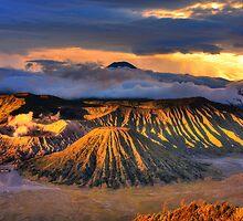 Bromo Tengger Semeru national park. Java. Indonesia by MotHaiBaPhoto Dmitry & Olga
