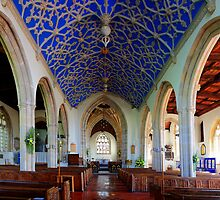 St John The Baptist, Axbridge - Nave by Dave Godden