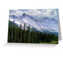 Introduction to Banff Greeting Card