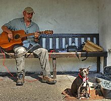 The Hawkshead Busker by VoluntaryRanger