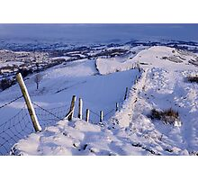Winter Morning - The Helm, Cumbria Photographic Print
