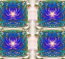 Blue Dawn 4-pack (UF0253) by barrowda