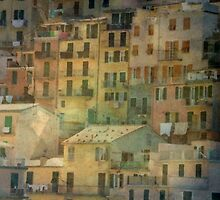 Big Laundry day in ITALY by Marie Luise  Strohmenger