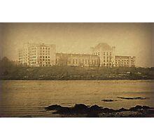 U.S. Naval Prision @ Portsmouth Naval Ship Yard Photographic Print