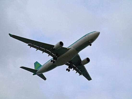 Aer Lingus by Lee d'Entremont