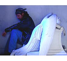 Angel And The Badman Photographic Print