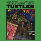 Eastman & Laird's Teenage Mutant Ninja Turtles by poopdoop