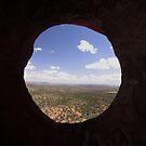 Through the window #10 by jbiller