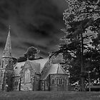 Gothic Church by Ian Colley