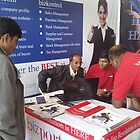 Keen interest in bizporto at Global Maharashtra Conference and Trade Fair by bizporto