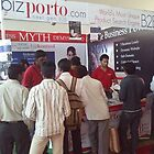 bizporto at Global Maharashtra Conference and Trade Fair by bizporto