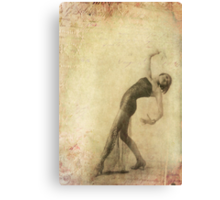 Dancing Beauty Canvas Print