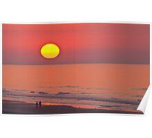 SUNRISE - START OF A BEAUTIFUL DAY Poster