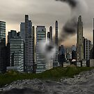 Tornado in the City by plunder