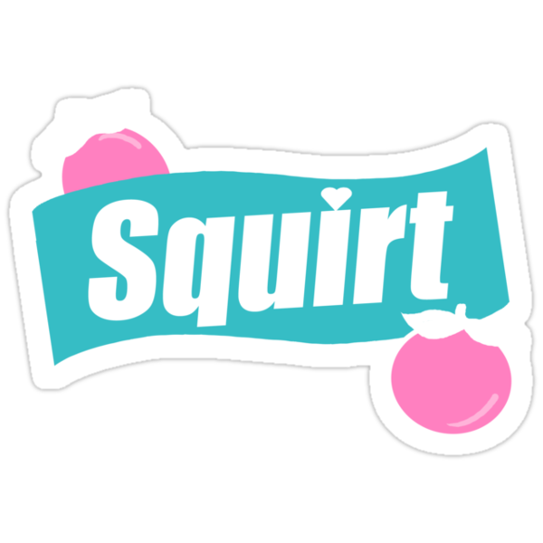 Squirt! Soda Can Sign! by TheVerse